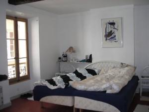 Soveværelset på 1. sal