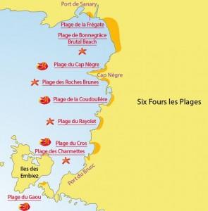 Udklip - Six Four strandende